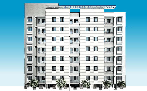 Royal Castle, 2 BHK & 3 BHK Apartments in Bhubaneswar