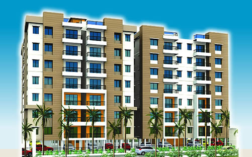 Royal Manor, 1 BHK, 2 BHK and 3 BHK Apartments in Bhubaneswar